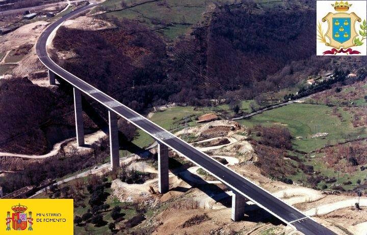 Puente sobre el río Cuerpo de Hombre. Béjar (Salamanca)